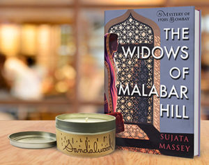 Sujata Massey - The Widows of Malabar Hill