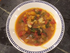 Autumn Vegetable Miso Stew Recipe