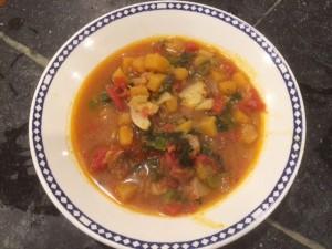 Autumn Vegetable Miso Stew Recipe