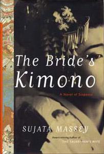 The Bride's Kimono by Sujata Massey