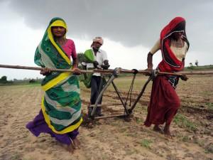 indian women farmers
