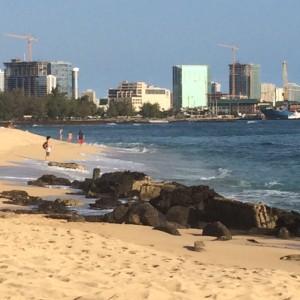 Honolulu skyline jpeg