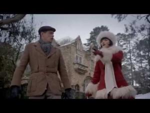 Murder Under the Mistletoe: one of Miss Fisher's Murder Mysteries on Netflix