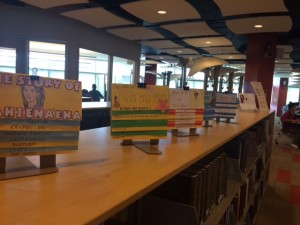 Student-crafted books on Hawaiian history