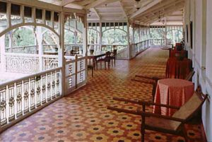 Barr House in Mataran became a Neemrana Hotel named Verandah in the Forest