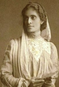 Indian lawyer Cornelia Sorabji heard the secrets of princesses