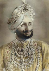HH Yadavindra Singh, the Maharaja of Patiala, and his family's legendary diamond