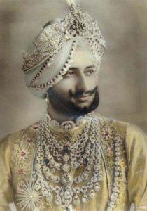 HH Yadavindra Singh, the Maharaja of Patiala, and his family's legendary diamond