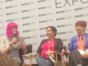 Charlie Jane Anders, Malka Older and Annalee Newitz are sci-fi wiz women