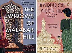 The Widows of Malabar Hill cover