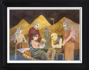 art adult Aeries gallery