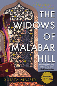 The Widows of Malabar Hill by Sujata Massey