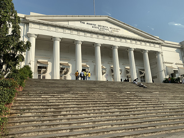 The Asiatic Society of Mumbai, State Central Library