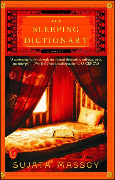 The Sleeping Dictionary by Sujata Massey